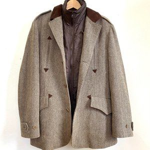 Ben Sherman British Style Field Hunting Jacket